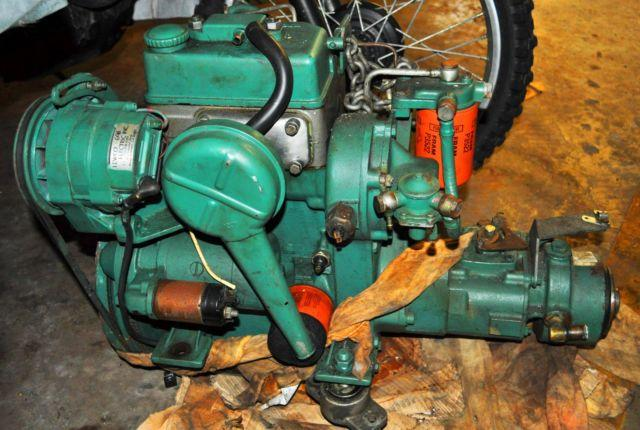 Volvo md a hp diesel motor for sale in marina del rey