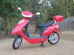 pictures of voy electric scooter