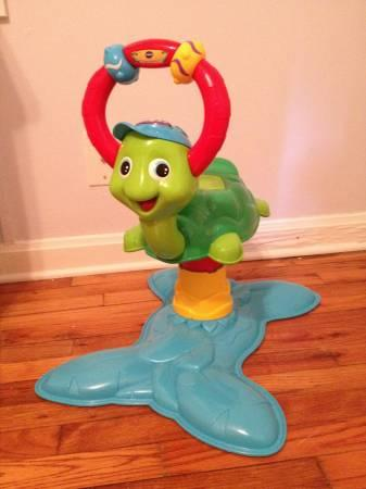 VTECH Bouncing Colors Turtle - $10