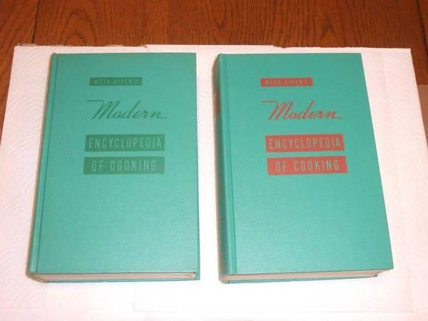 Vtg 1959 Meta Givens Modern Encyclopedia of Cooking Cookbooks Vol 12 - $100