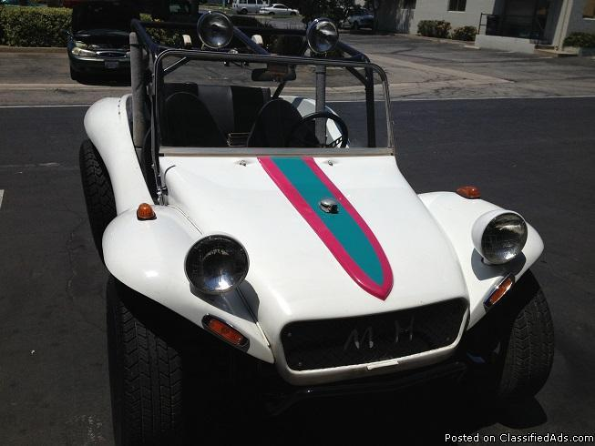 Vw Dune Buggy >> VW DUNE BUGGY 4-SEATER, FULL ROLL BAR, STREET LEGAL for Sale in Alta Loma, California Classified ...