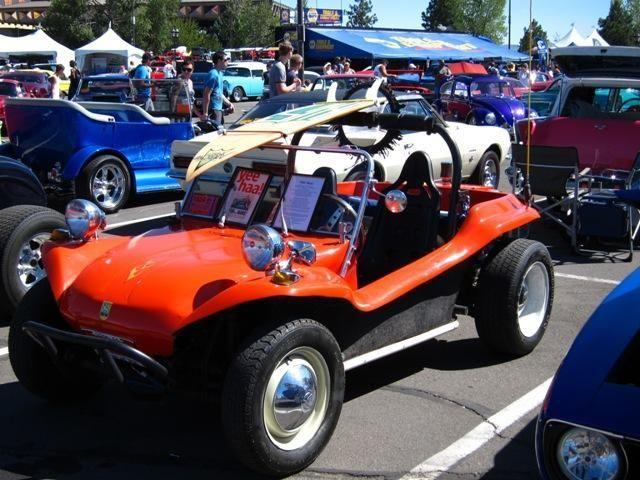 Vw Manx Dune Buggy For In Buffalo Hill California