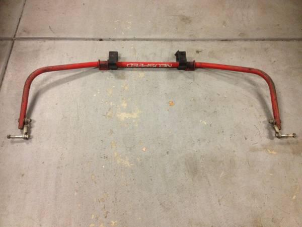 vw mk neuspeed rear sway bar gti golf jetta gli  vr tdi  sale  eugene oregon