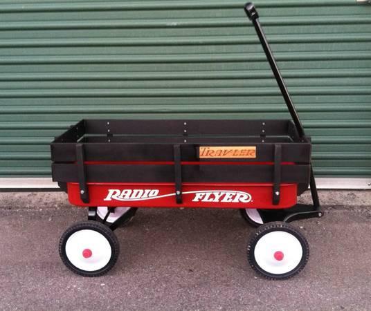 Radio Flyer Traveler Wagon Sale