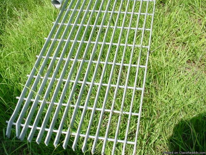 Walkway Grating Galvanized Steel Sq Ft For Sale In