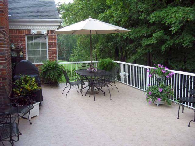 Want a new deck? Want to waterproof your Deck with