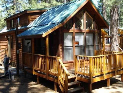 Warm cozy cabin in south lake tahoe 1 bdrm loft for for South lake tahoe cabins near casinos