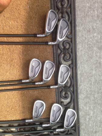 Warrior Tour   Golf Clubs