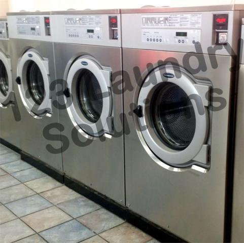 Wascomat Front Load Washer W640 ES