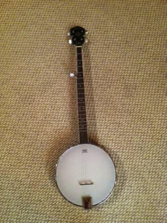 Washburn b-7 banjo - $150