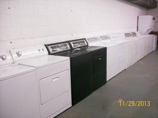 WASHER AND DRYER MATCHING SETS