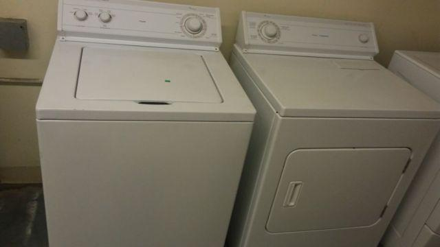 Washer And Dryer Whirlpool 6 Months Warranty