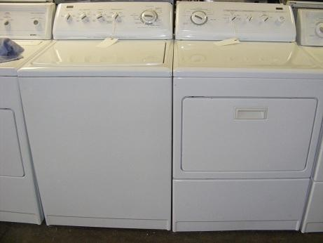 Washer Dryer Dayton Ohio Top Of The Line Kenmore Elite