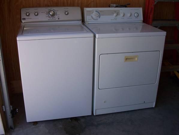 Washer Dryer Propane Gas - $250