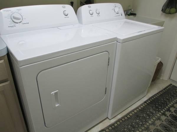 Washer/Dryer set by ROPER. - for Sale in Hernando, Florida ...