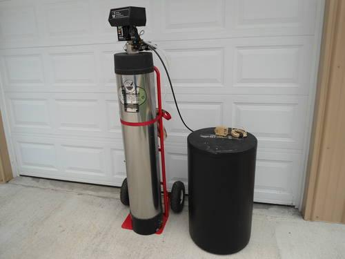 Water Softener Commercial Grade Hydro Quad New Price