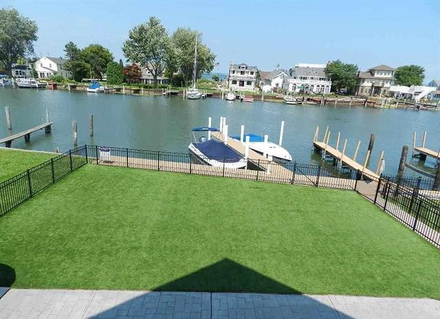 waterfront homes for sale in chesterfield michigan classified