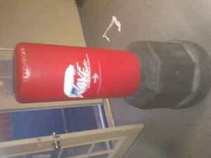 Wave Master Kick and Punch Bag - $65 Bend