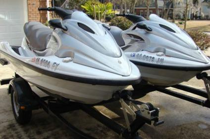 Wave Runners 1200 XLT with trailer ..Both in great
