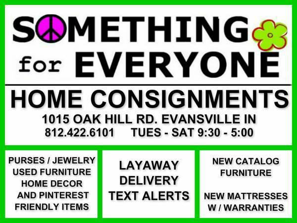 We Are Now Accepting Furniture Home Decor In Evansville