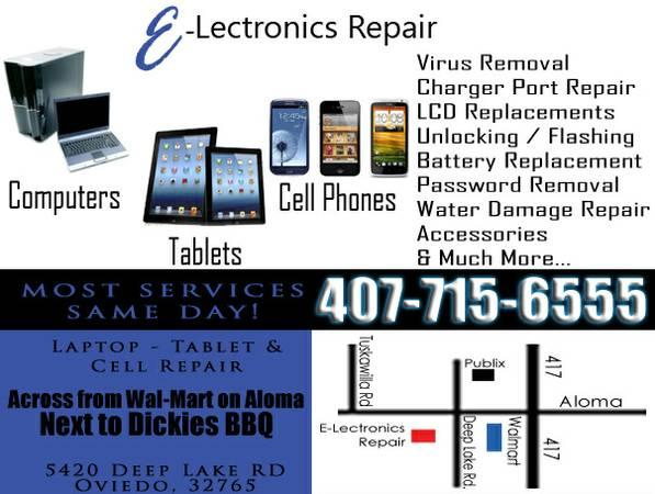 WE HAVE ALL LAPTOP PARTS IN STOCK FOR QUICK REPAIRS