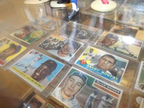 We Have An Incredible Baseball Card Collection Up For Sale