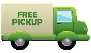 We Pick up Unwanted Items for Free