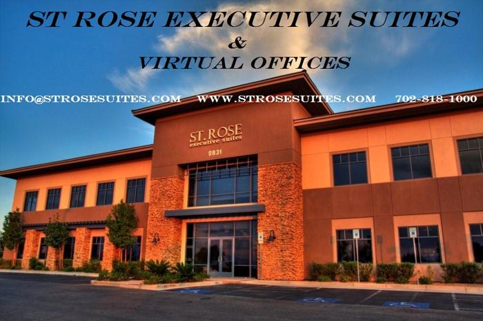 We're St Rose Executive Suites!