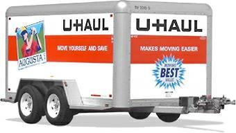 We Rent Trailers Uhaul Store Now Open For Sale In