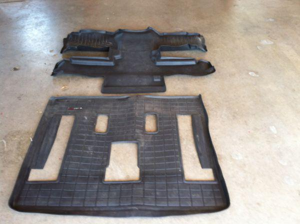 Weathertech Floor Mats For Yukon Or Tahoe For Sale In