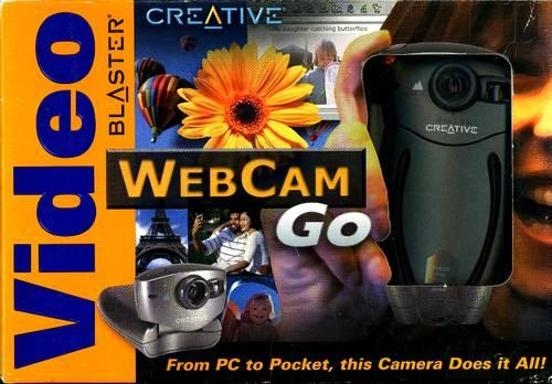 WEB CAM CREATIVE ARTS PORTABLE DIGITAL CAMERA INTERNET