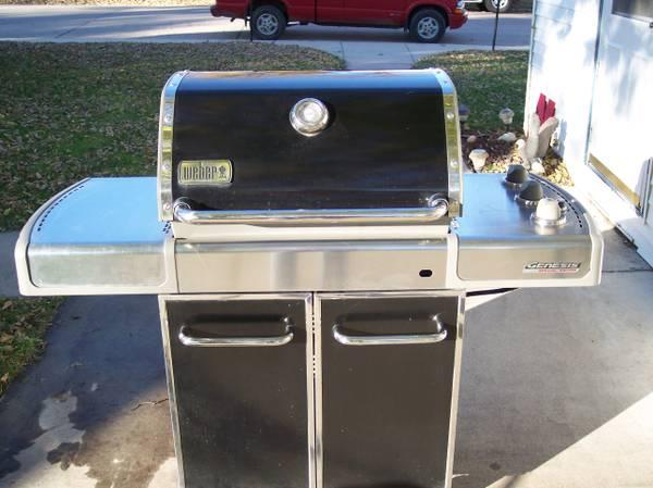 Used Weber, Genesis Silver 2 burner propane. for sale in Dunedin - Weber, Genesis Silver 2 burner propane. posted by Hugh Stone in Dunedin. Excellent shape. Used stainless grill. Tampa, $ Black and gray Smoke pro gas grill. Largo, $ black Char-Broil gas grill.
