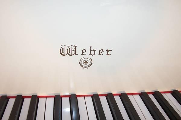 Weber Grand Piano 5 foot - for Sale in Des Moines, Iowa