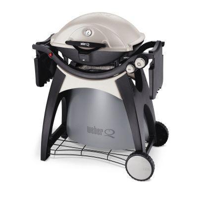 Weber Q 320 2 Burner Portable Propane Gas Grill For Sale