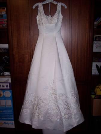 Wedding Dress Gloria Vanderbilt 225