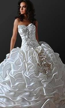 Wedding Dress By Galit Couture