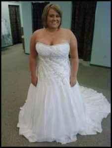 Wedding Dress Veil And Petticoat 250 Omaha