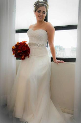 Wedding Dress / Vestido de Novia for Sale in Miami, Florida ...