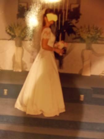 Wedding Gown   Candlelight Color   $150