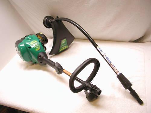 WEED EATER GAS TRIMMER 25CC FX26SCE 16 LIKE NEW