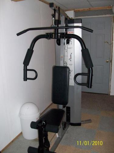 how to use weider home gym
