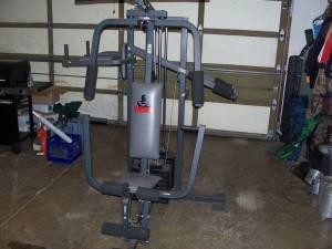 Weider 8530 Home Gym Weight Set New Waterford Oh For