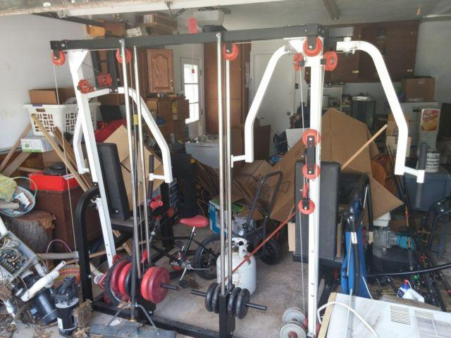 Weider pro home gym for sale in concord ohio
