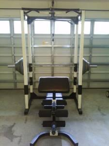 Weider Club 560 Weight Bench For Sale In Tallahassee