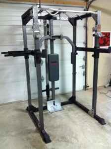 Weider Club C670 Universal Gym Station Fairbanks