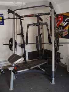 weider club c725 weight machine - $350 waterloo