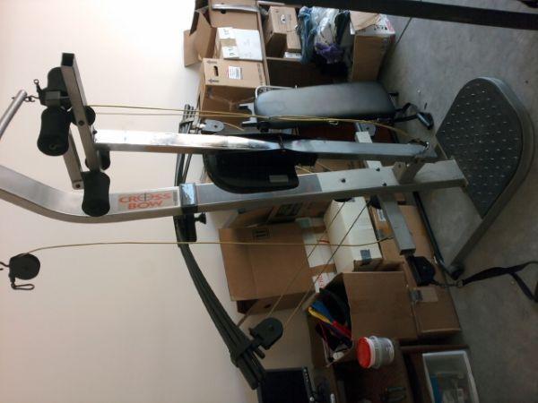 Weider crossbow ne for sale in bakersfield california