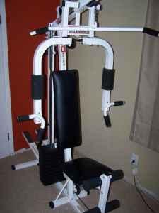 Weider E8000 Series Cross Trainer Gym Saugatuck For