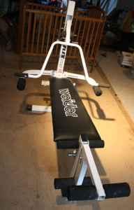 Weider Flex 110 Home Gym Bench Leg Press Mansfield Oh For Sale In Mansfield Ohio