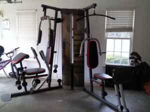 Weider home gym easley sc for sale in greenville south